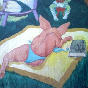 Los Porcos – Do You Wanna Live ?