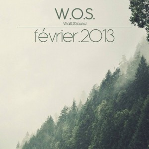 Wall Of Sound #4 | Février 2013 Playlist