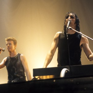 |Back To 1995| David Bowie & Nine Inch Nails Live