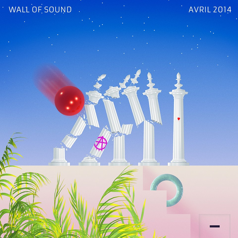 Wall Of Sound Avril 2014