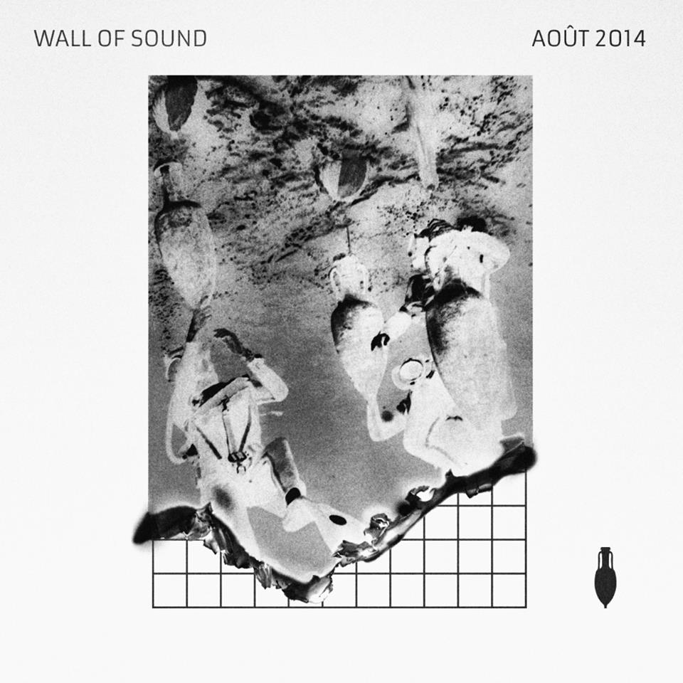 Wall Of Sound #22  Aout 2014 Playlist