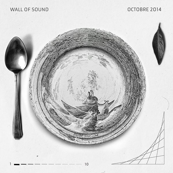 Wall Of Sound #23 | October 2014 Playlist