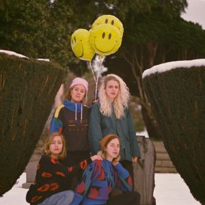 Chastity Belt – Different Now