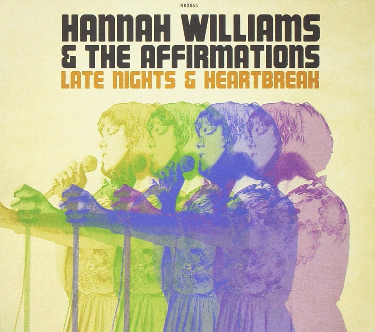 Hannah Williams & The Affirmations – Late Nights & Heartbreak